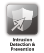 Intrusion Detection & Prevention (IDP)
